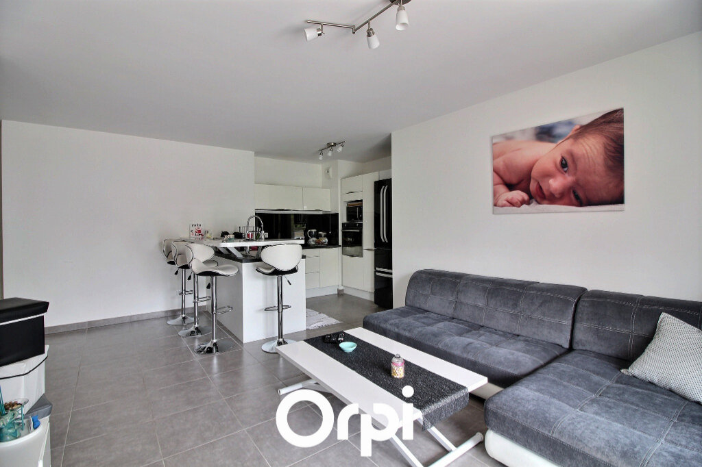 Appartement à vendre 3 60m2 à Marseille 13 vignette-3