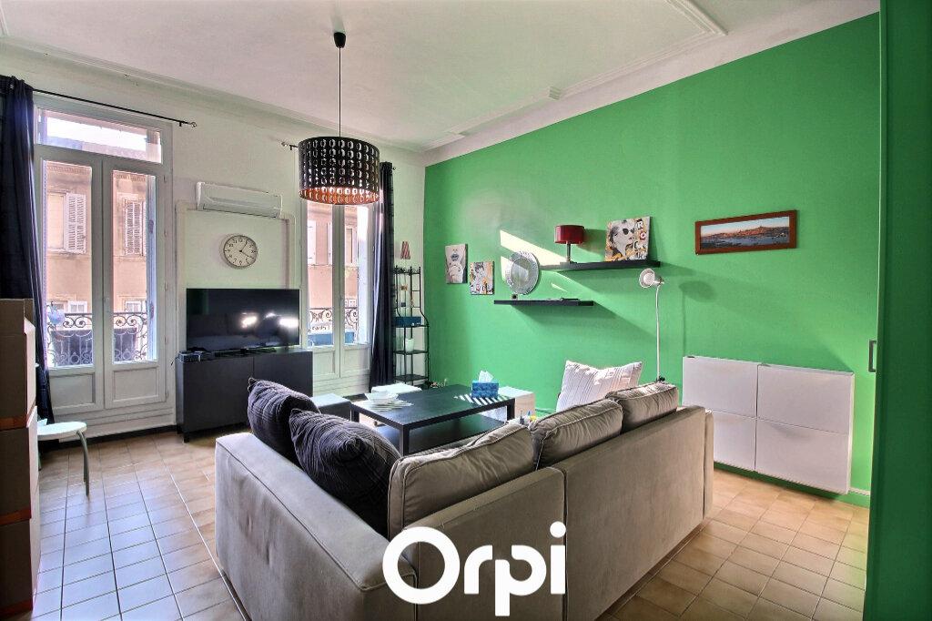 Appartement à louer 1 39m2 à Marseille 7 vignette-1