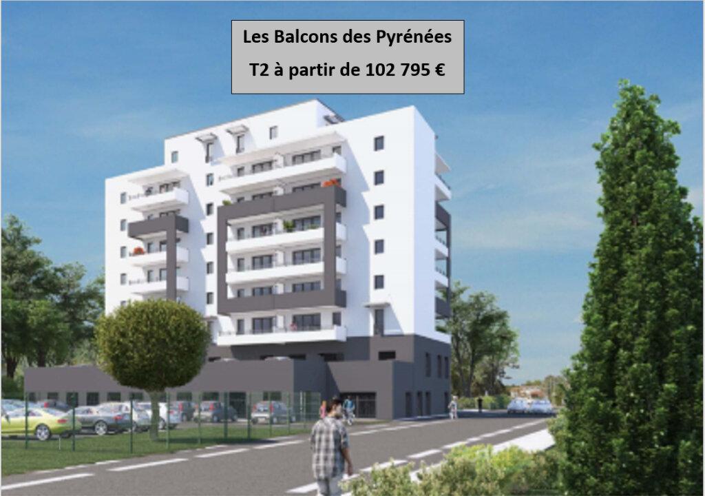 Appartement à vendre 3 44.5m2 à Pau vignette-1