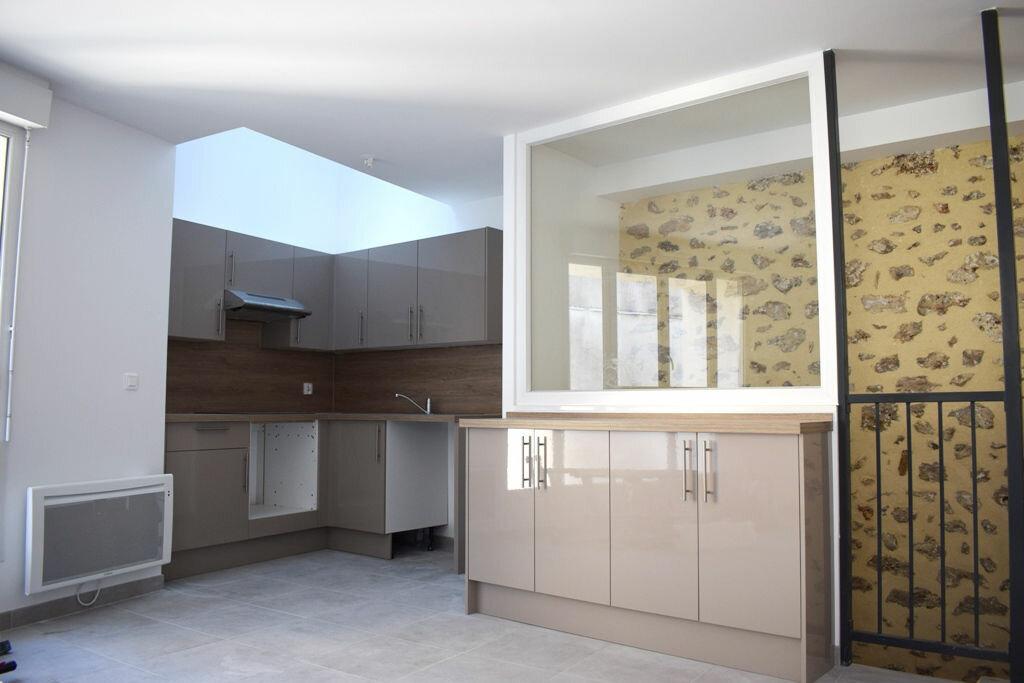 Appartement à louer 4 65.59m2 à Villebon-sur-Yvette vignette-1