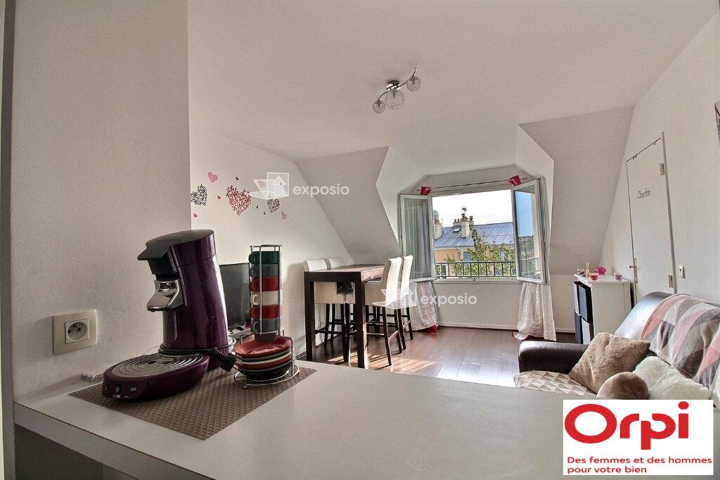 Appartement à vendre 2 35.65m2 à Corbeil-Essonnes vignette-2
