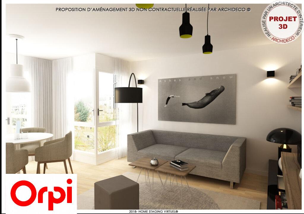 Appartement à vendre 2 46m2 à Évry vignette-3