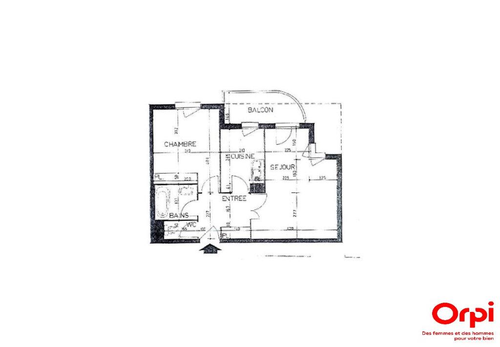 Appartement à vendre 2 46m2 à Évry vignette-9