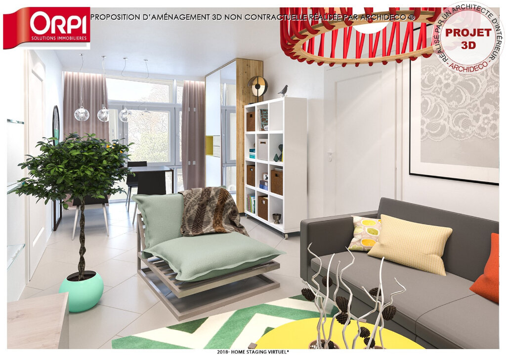 Appartement à vendre 3 59m2 à Évry vignette-3