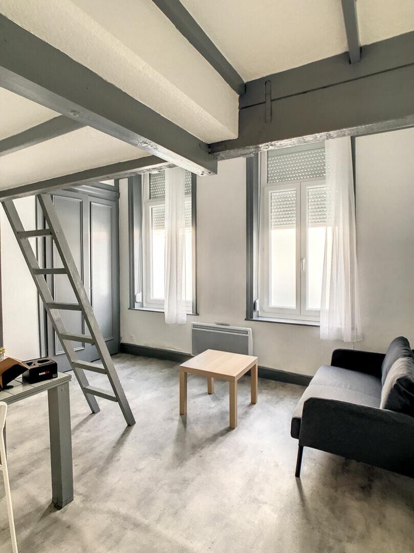 Appartement à louer 1 19m2 à Lille vignette-2