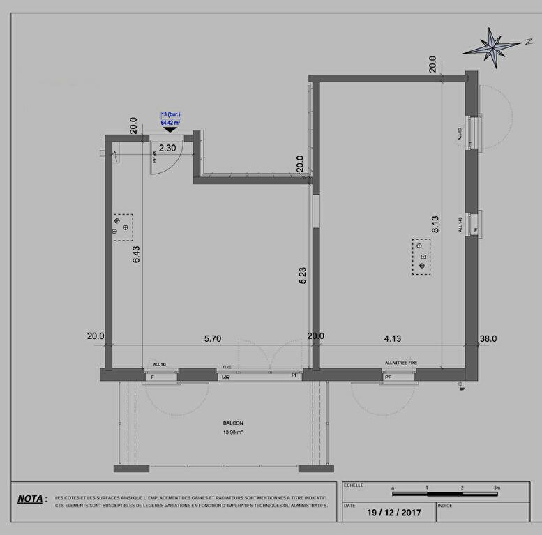Appartement à vendre 2 64m2 à Ustaritz vignette-2