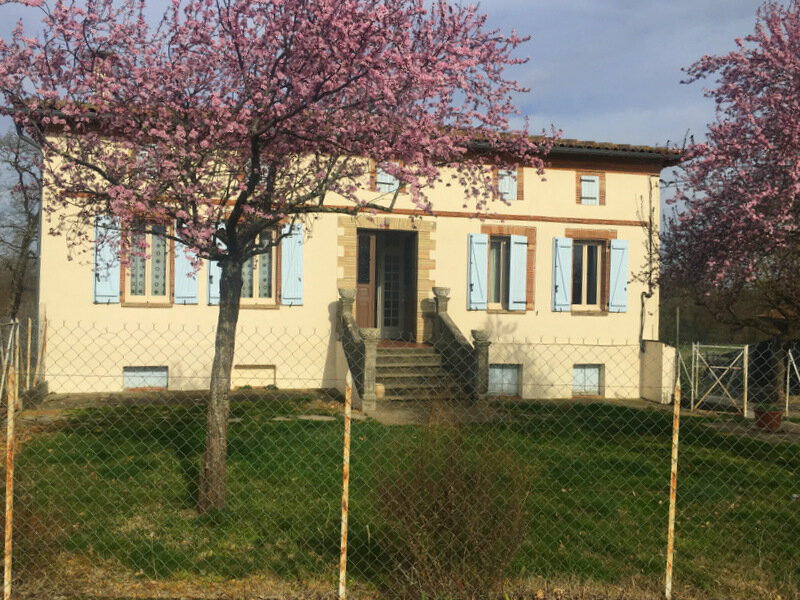 Maison à vendre 10 230m2 à Villaudric vignette-1