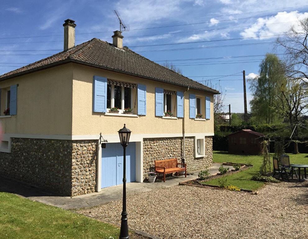 Maison à vendre 5 75m2 à Asnières vignette-1
