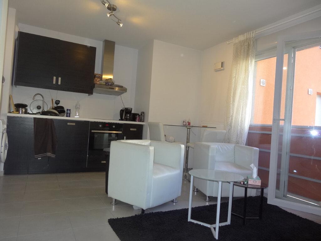 Appartement à louer 2 34.67m2 à Pierre-Bénite vignette-2