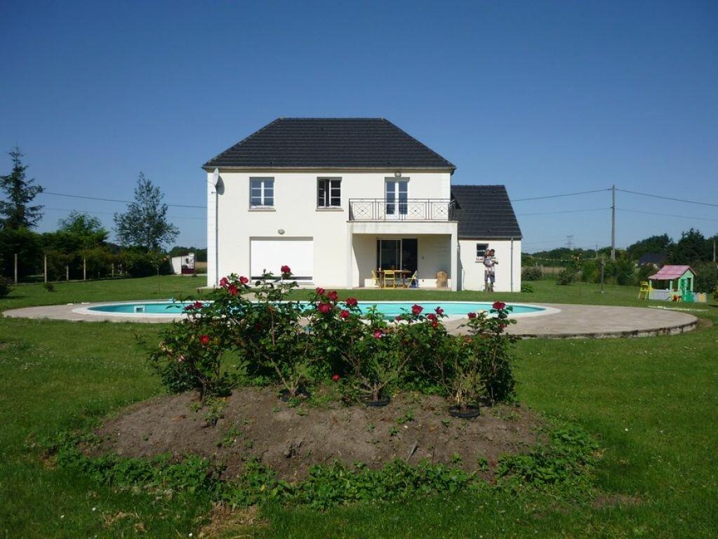 Maison à vendre 6 160m2 à Beauchamps-sur-Huillard vignette-1