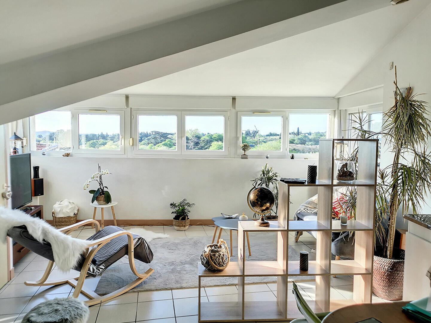 Appartement à louer 3 68m2 à Tavel vignette-2