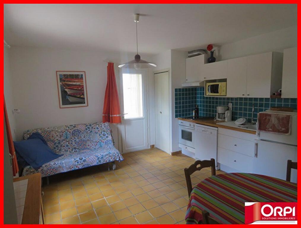 Appartement à vendre 2 31.36m2 à Sainte-Croix-du-Verdon vignette-1
