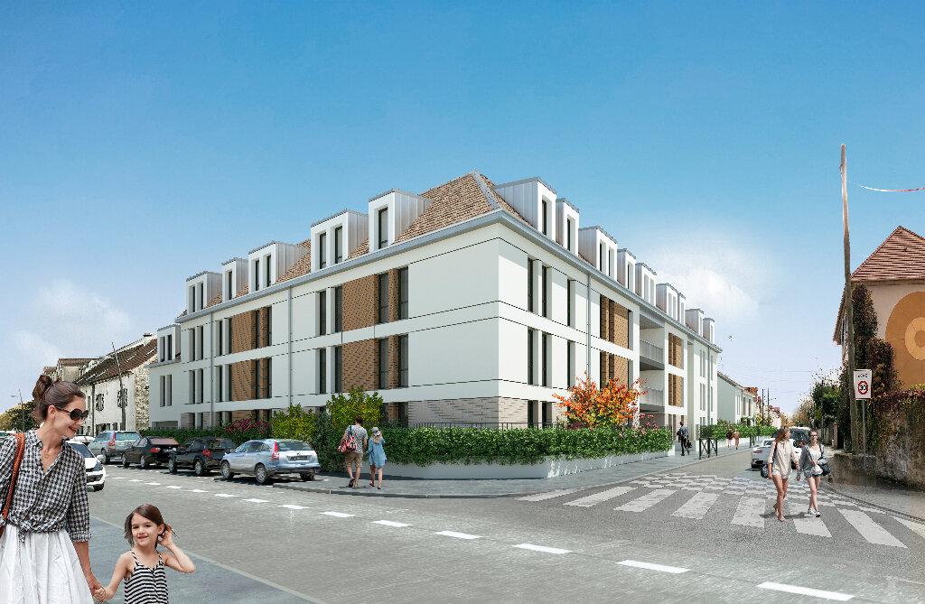 Appartement à vendre 1 27.44m2 à Torcy vignette-3