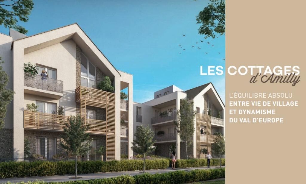 Appartement à vendre 1 27m2 à Serris vignette-1