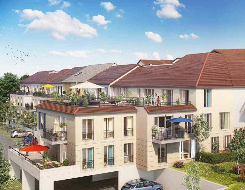Appartement à vendre 3 64m2 à Chalifert vignette-2