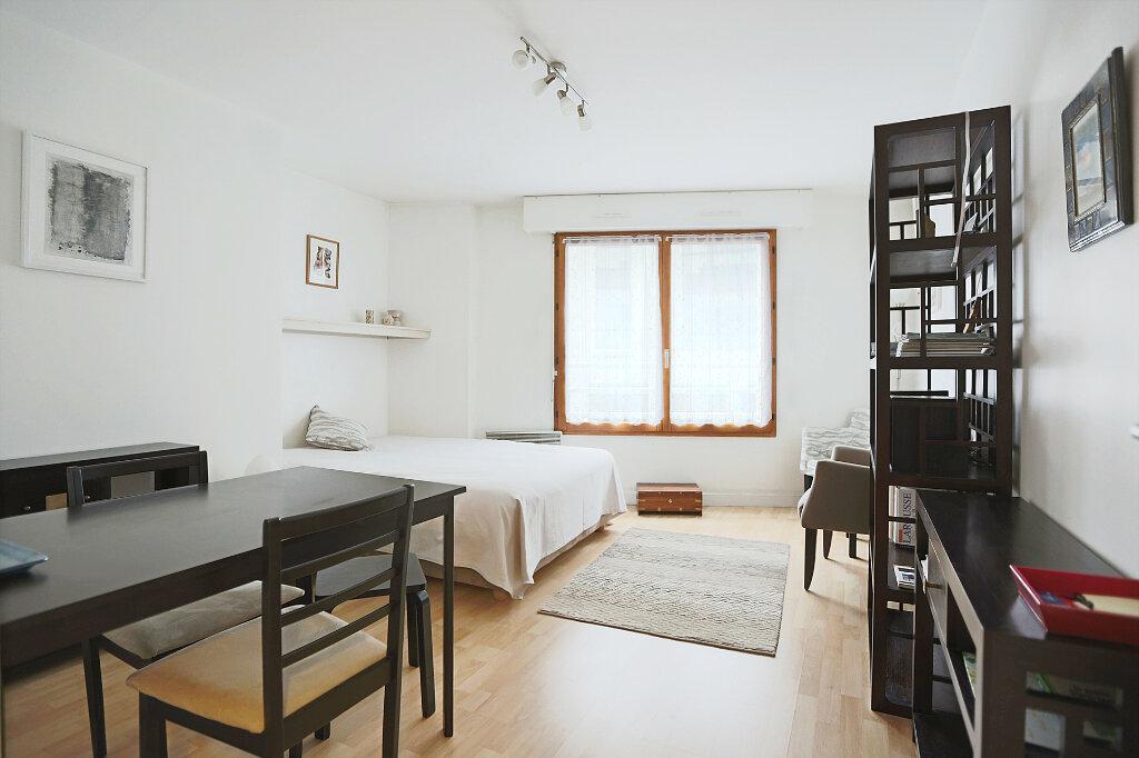 Appartement à vendre 1 25.24m2 à Paris 13 vignette-1