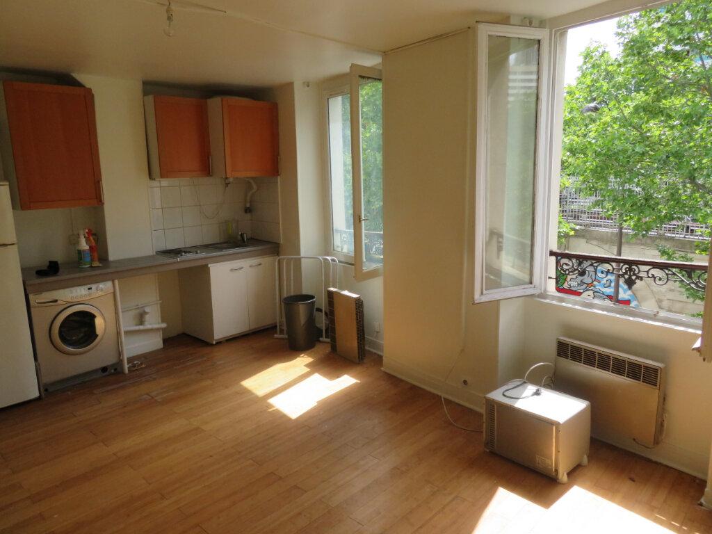 Appartement à vendre 1 21.7m2 à Paris 13 vignette-2