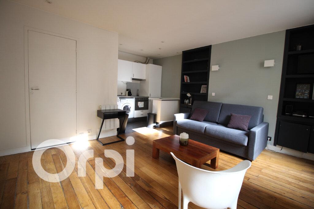 Appartement à louer 1 30m2 à Paris 6 vignette-2