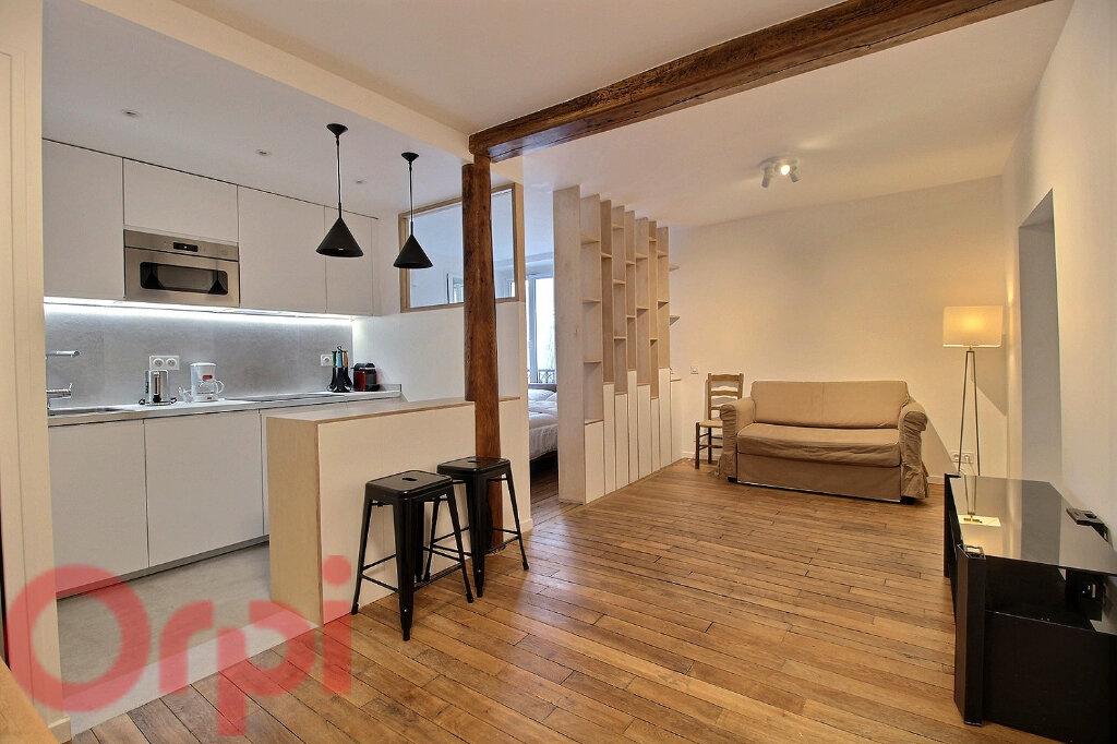 Appartement à louer 1 35.55m2 à Paris 6 vignette-1