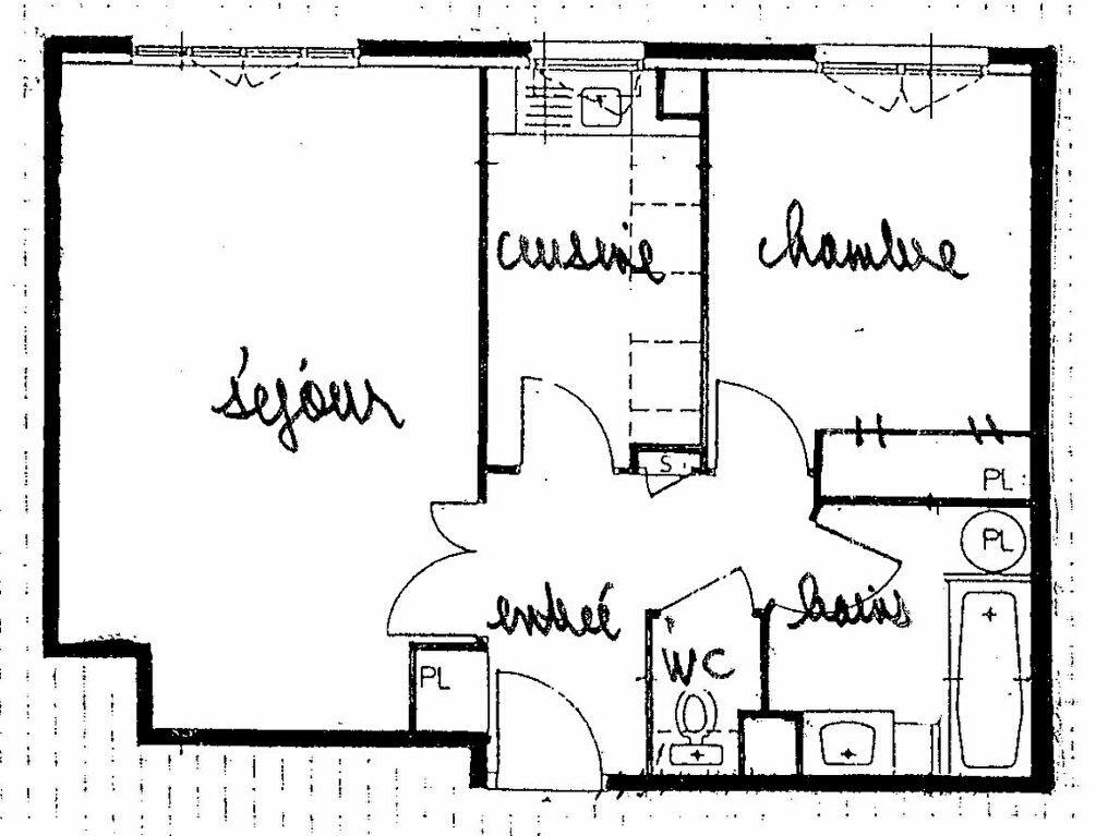 Appartement à louer 2 48.83m2 à Issy-les-Moulineaux vignette-7