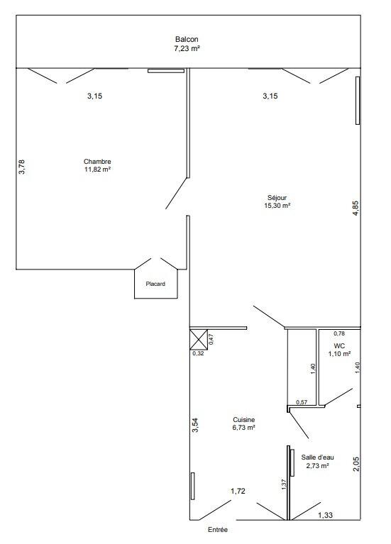 Appartement à vendre 2 38.31m2 à Saint-Jean-de-Monts vignette-8