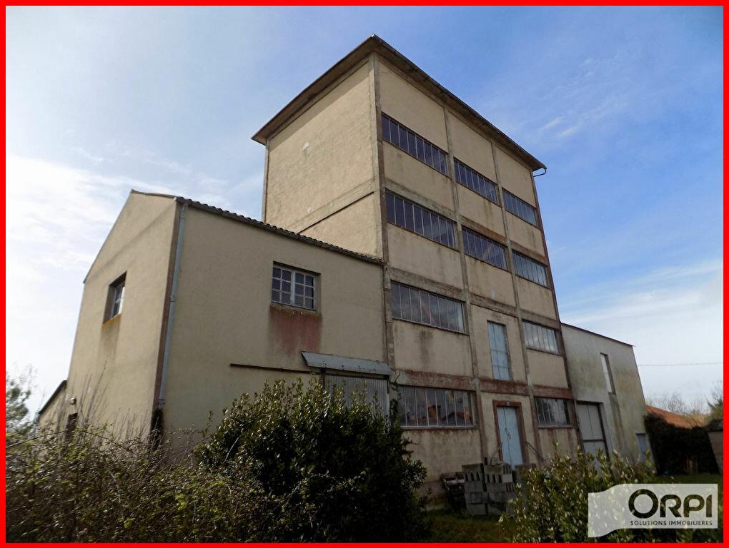 Maison à vendre 12 600m2 à Le Perrier vignette-1