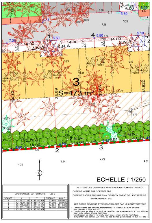 Terrain à vendre 0 473m2 à Saint-Jean-de-Monts vignette-1