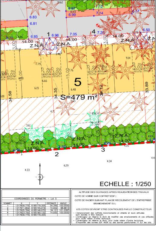 Terrain à vendre 0 479m2 à Saint-Jean-de-Monts vignette-1