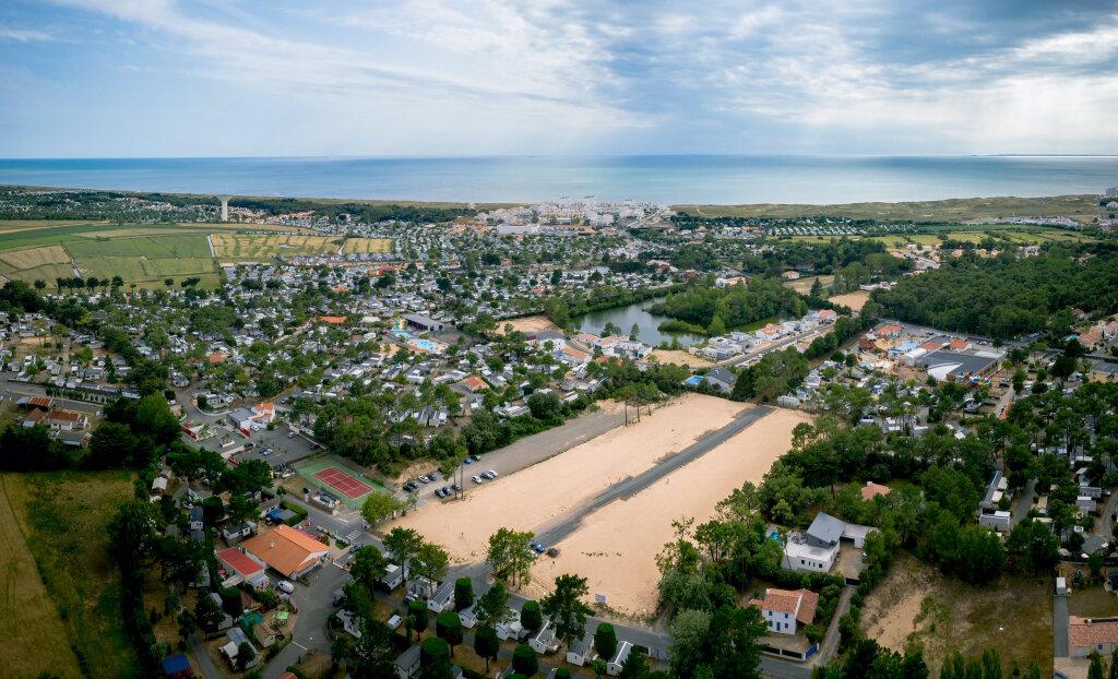 Terrain à vendre 0 482m2 à Saint-Jean-de-Monts vignette-1