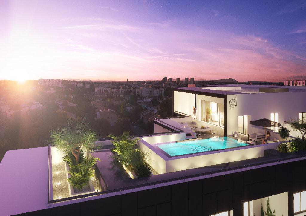 Appartement à vendre 6 195m2 à Montpellier vignette-1