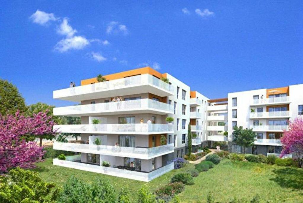 Appartement à vendre 3 62m2 à Montpellier vignette-1