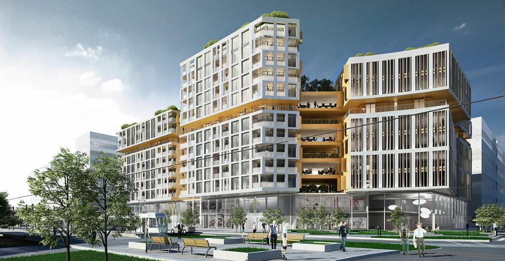 Appartement à vendre 4 103m2 à Montpellier vignette-2