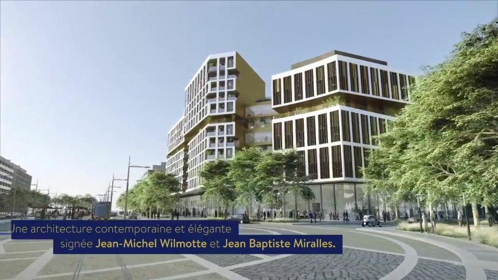 Appartement à vendre 2 37m2 à Castelnau-le-Lez vignette-5