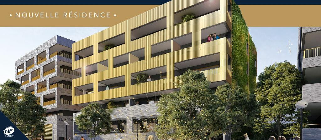 Appartement à vendre 2 46m2 à Montpellier vignette-1
