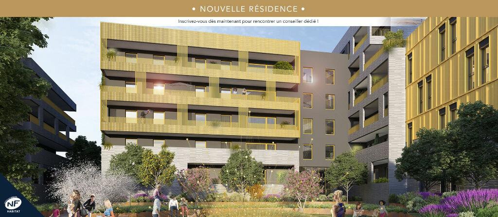 Appartement à vendre 2 37m2 à Montpellier vignette-2
