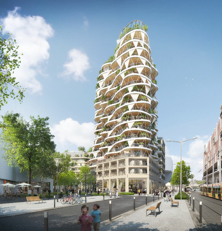 Appartement à vendre 4 87m2 à Montpellier vignette-1