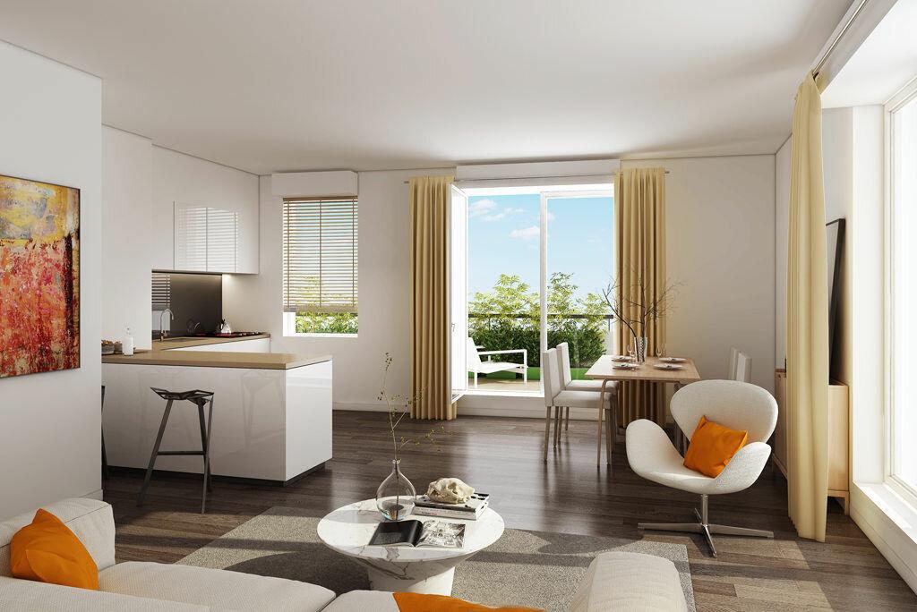Appartement à vendre 3 60m2 à Montpellier vignette-2