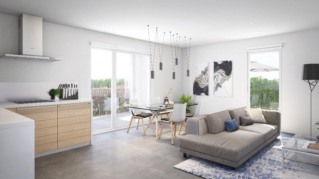 Appartement à vendre 3 67m2 à Montpellier vignette-2