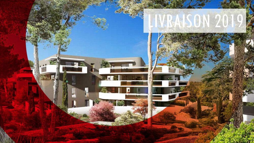 Appartement à vendre 3 65m2 à Montpellier vignette-3