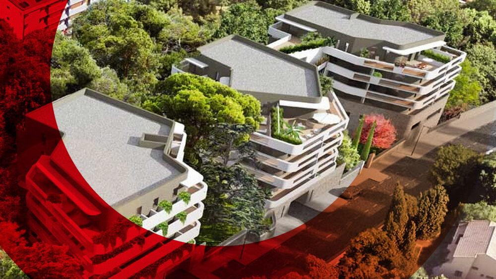 Appartement à vendre 4 108m2 à Montpellier vignette-8