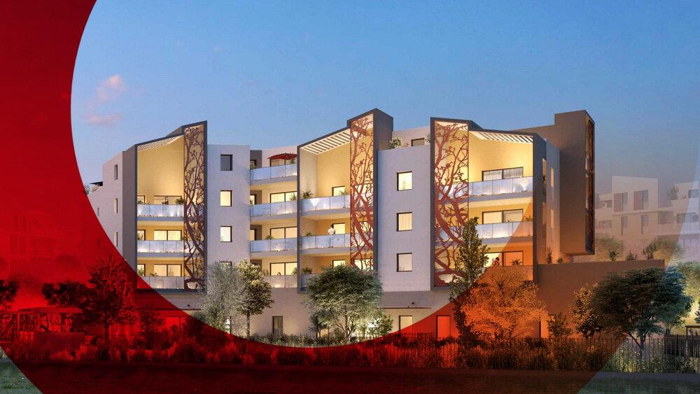 Appartement à vendre 2 40.5m2 à Saint-Jean-de-Védas vignette-1