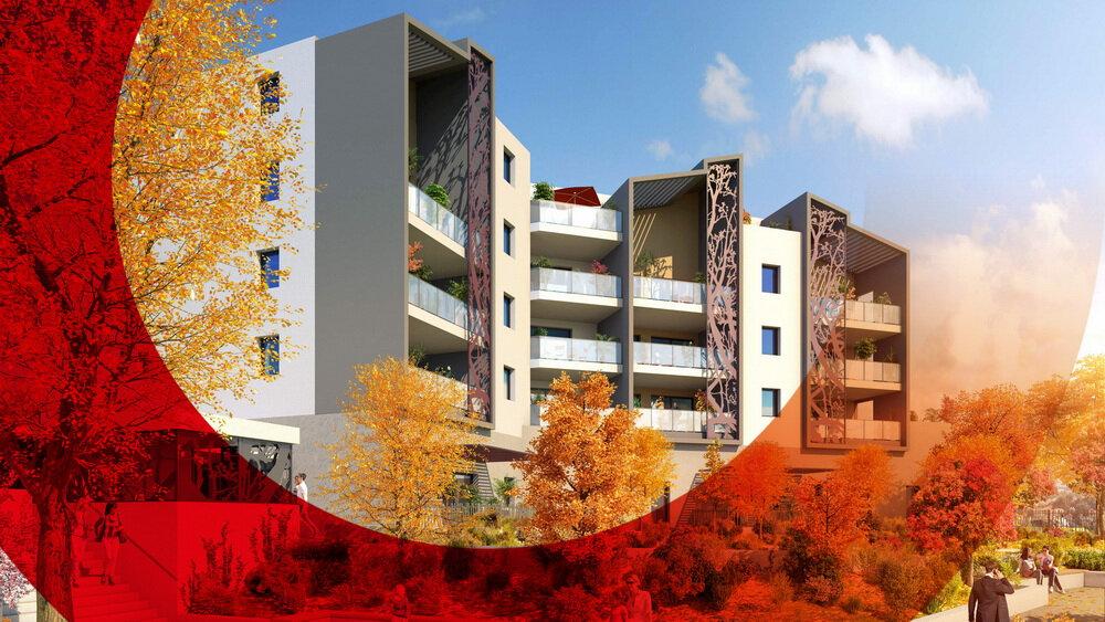 Appartement à vendre 2 40.5m2 à Saint-Jean-de-Védas vignette-2