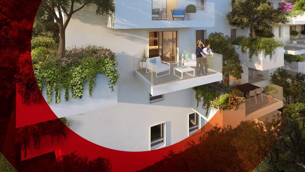 Appartement à vendre 1 28.5m2 à Montpellier vignette-1