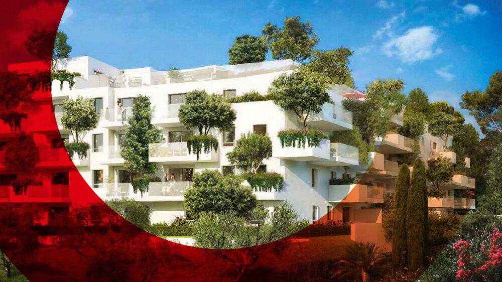 Appartement à vendre 1 28.5m2 à Montpellier vignette-2