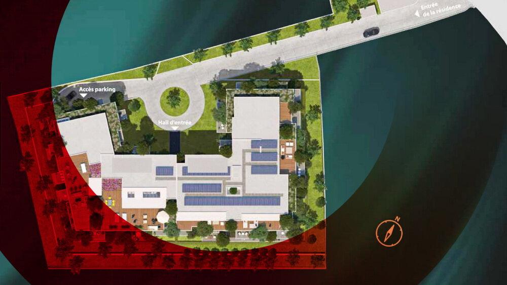 Appartement à vendre 2 40m2 à Montpellier vignette-5