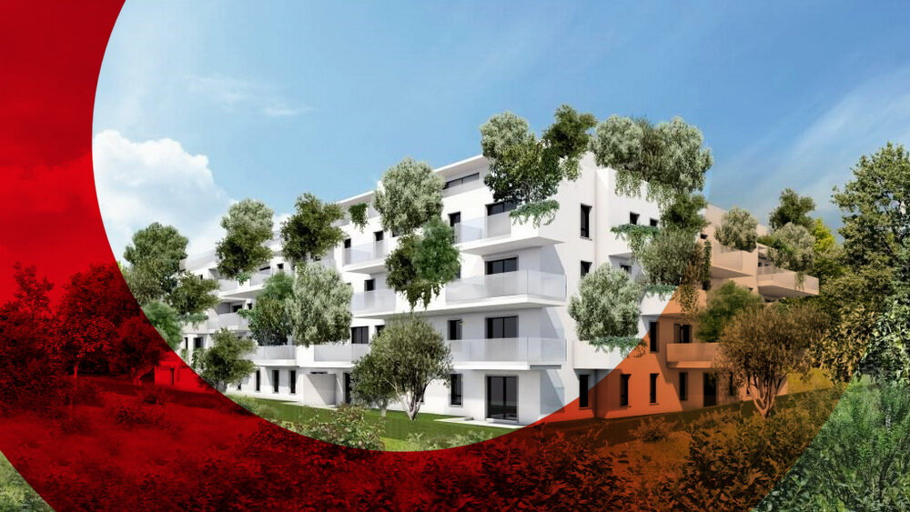 Appartement à vendre 3 73m2 à Montpellier vignette-2