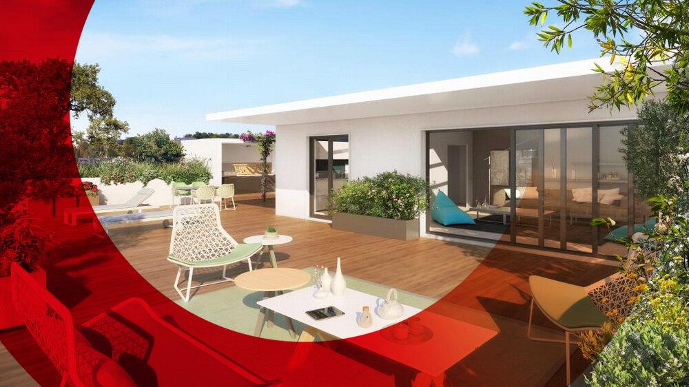 Appartement à vendre 4 93m2 à Montpellier vignette-1