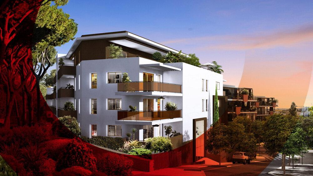 Appartement à vendre 2 40m2 à Montpellier vignette-2