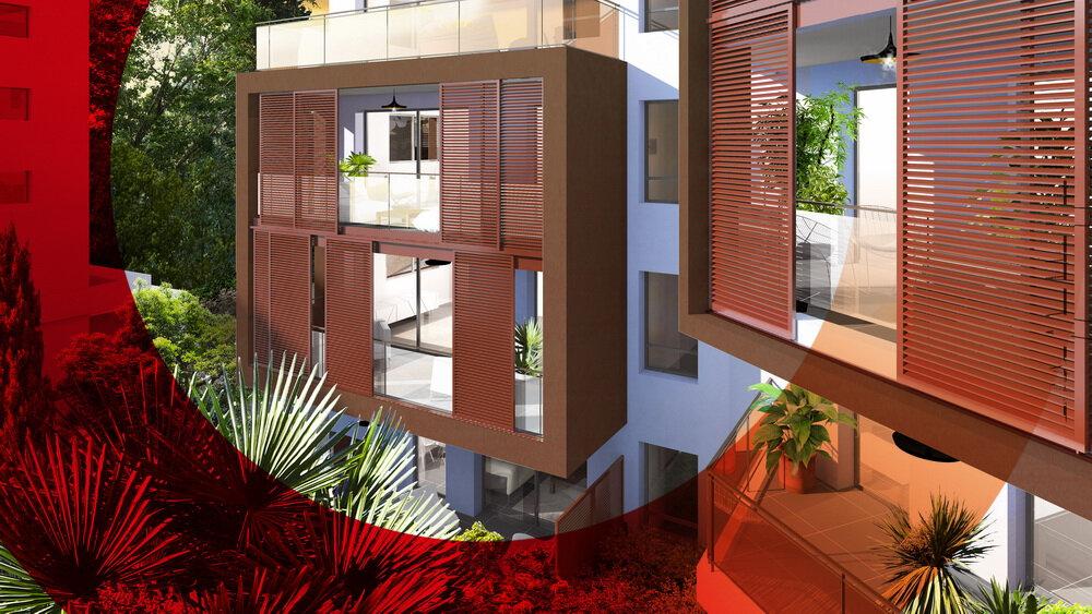 Appartement à vendre 2 41.4m2 à Montpellier vignette-2