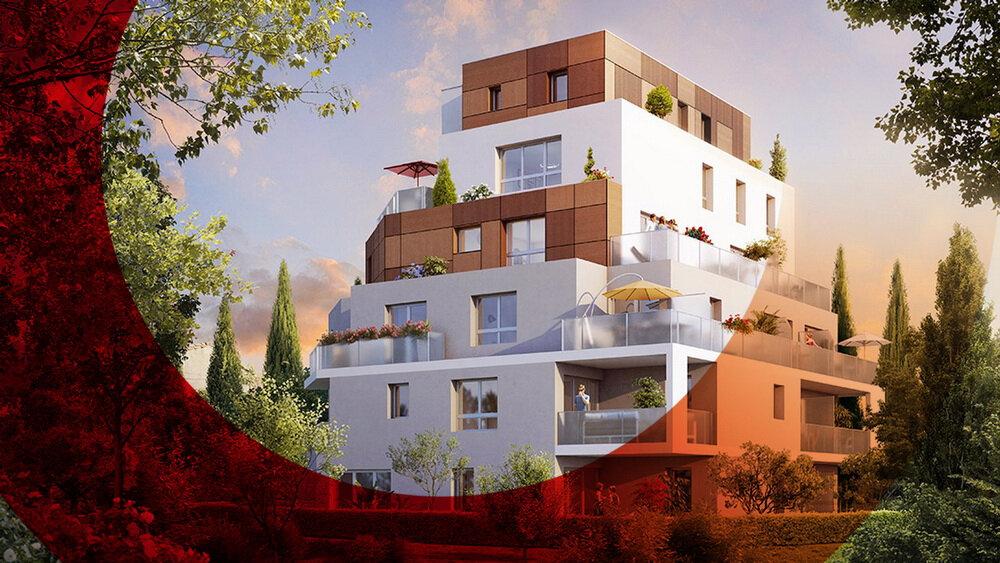 Appartement à vendre 3 64.65m2 à Montpellier vignette-1